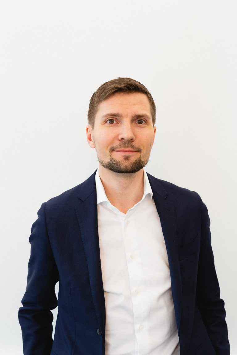 Niilo Mustonen, Managing Partner at Blic