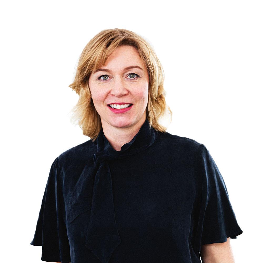 Heidi Fransila, Director at Blic