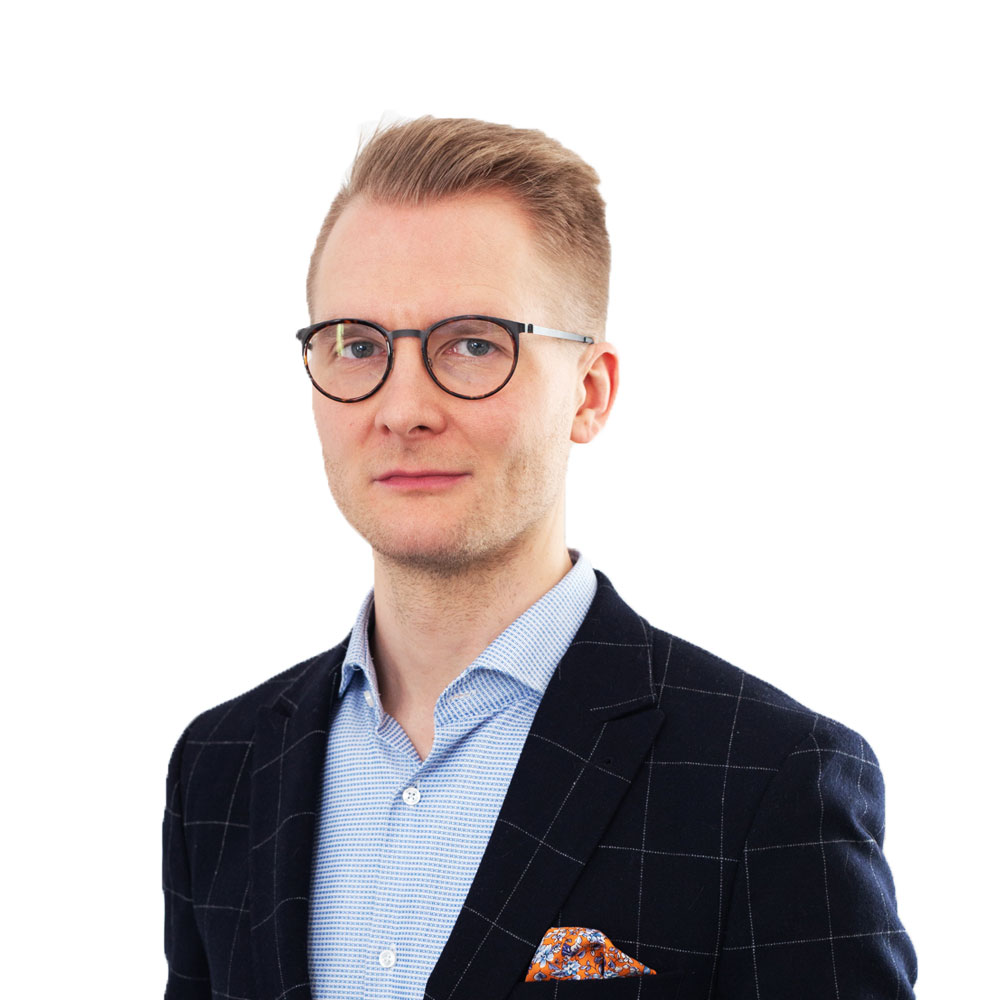 Tuomas Koivunen, Director at Blic