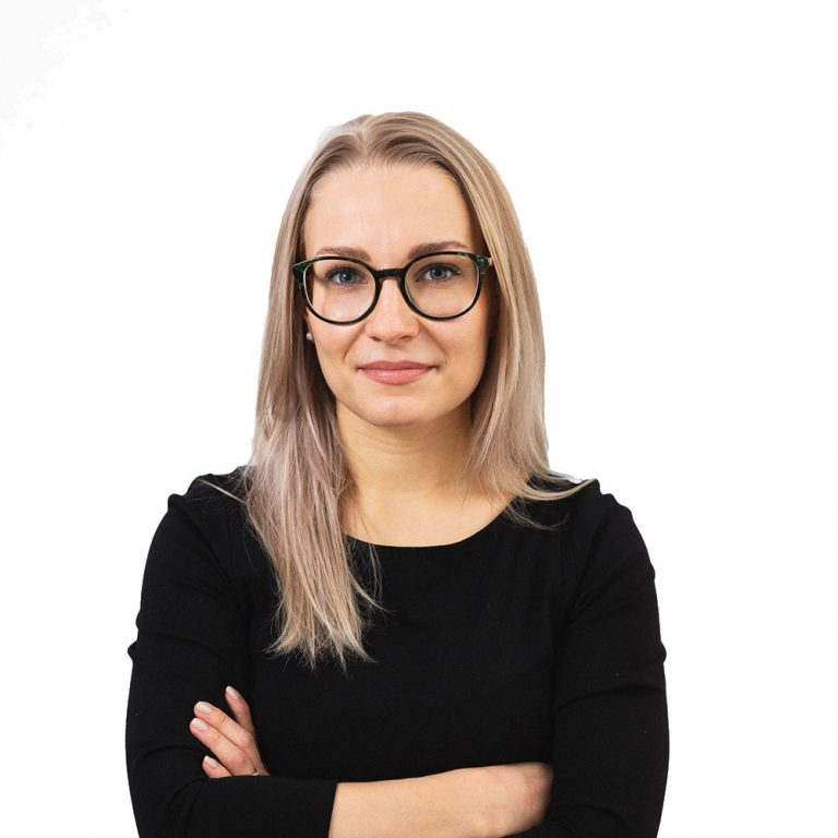Veera Svahn, Director at Blic