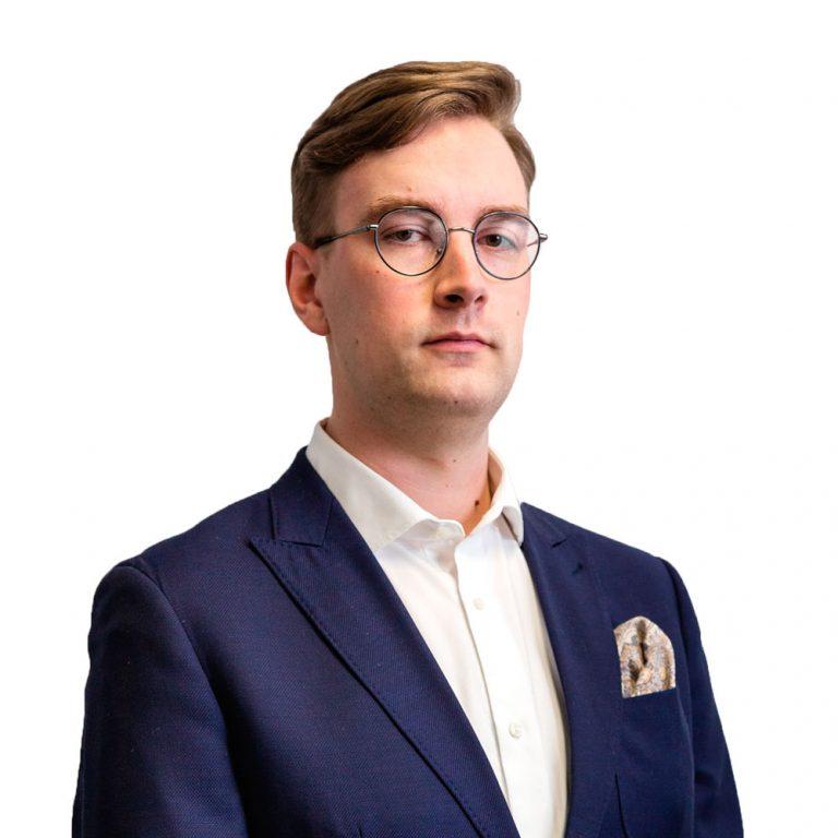 Simo Rissanen, Political Consultant at Blic