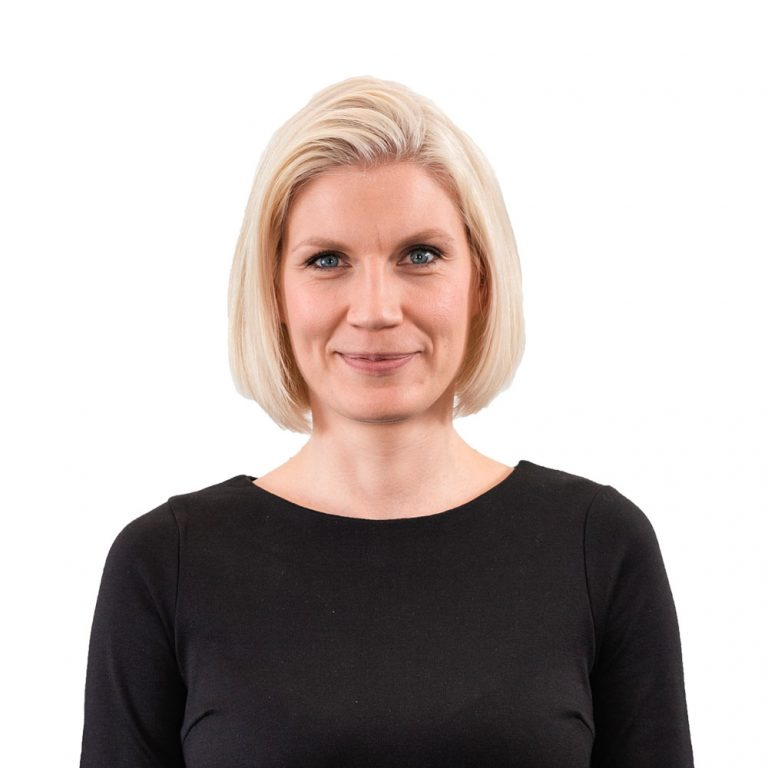 Tiina Fagernäs, Manager at Blic